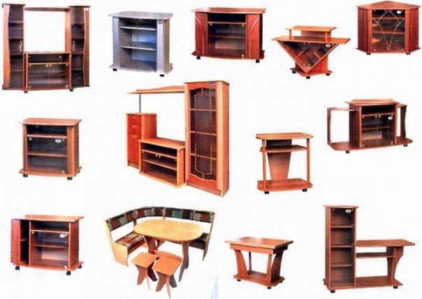 Корпусная мебель эконом класса в Белгороде: компьютерные столы, шкафы